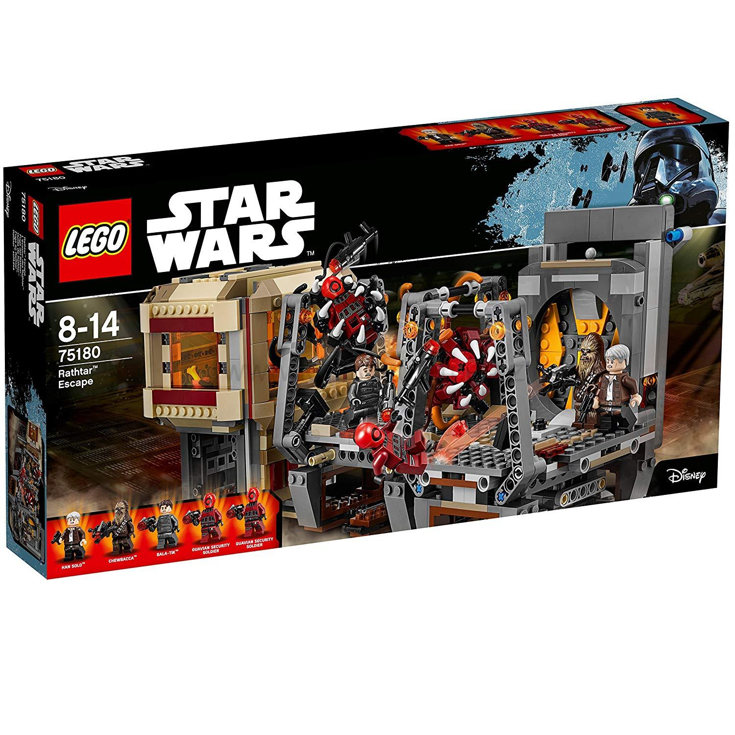 Lego Star Wars 75180 Rathtaruv utek