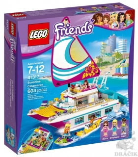 Lego Friends 41317 Katamarán Sunshine